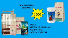 PACK PAPILLERO MEDIANO